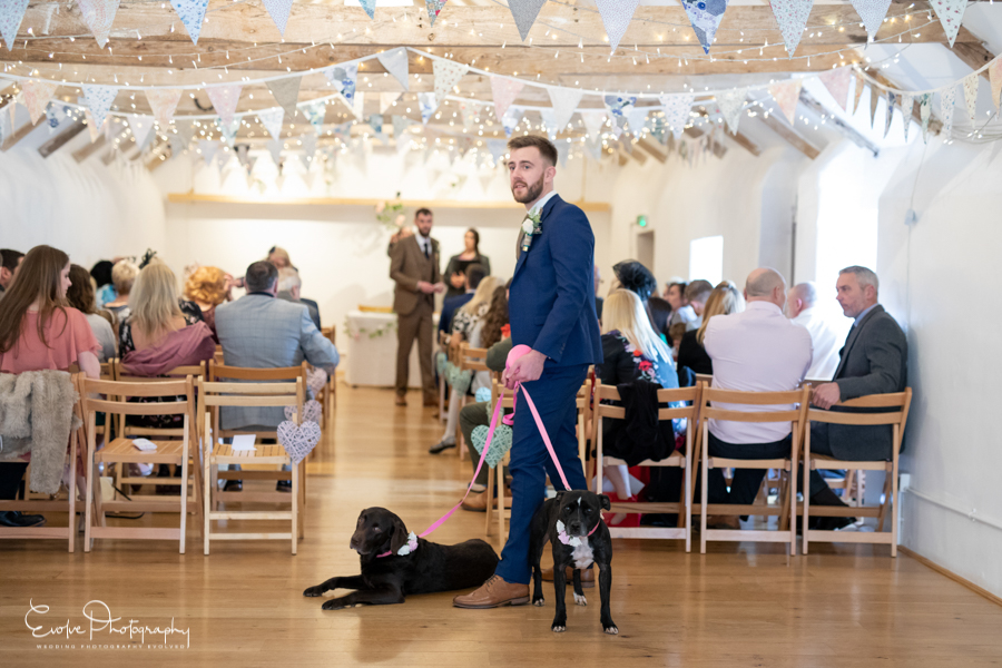 Chloe and Dan's wedding at The Green, Cornwall. Images by Evolve Photography Devon (15)