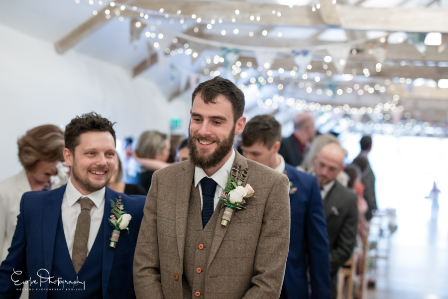 Chloe and Dan's wedding at The Green, Cornwall. Images by Evolve Photography Devon (18)