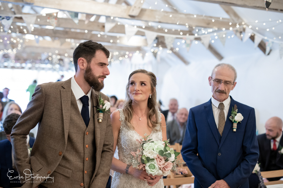 Chloe and Dan's wedding at The Green, Cornwall. Images by Evolve Photography Devon (21)