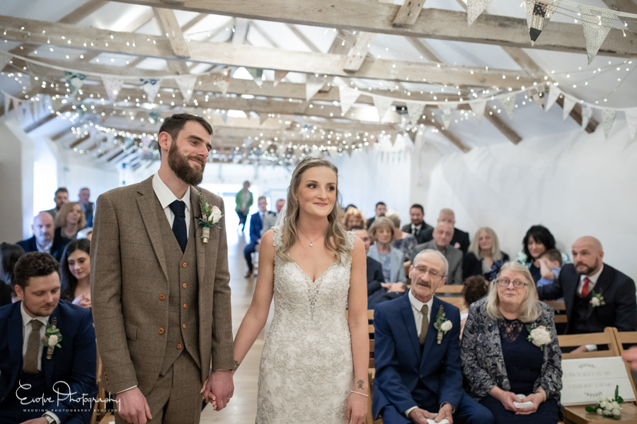 Chloe and Dan's wedding at The Green, Cornwall. Images by Evolve Photography Devon (23)