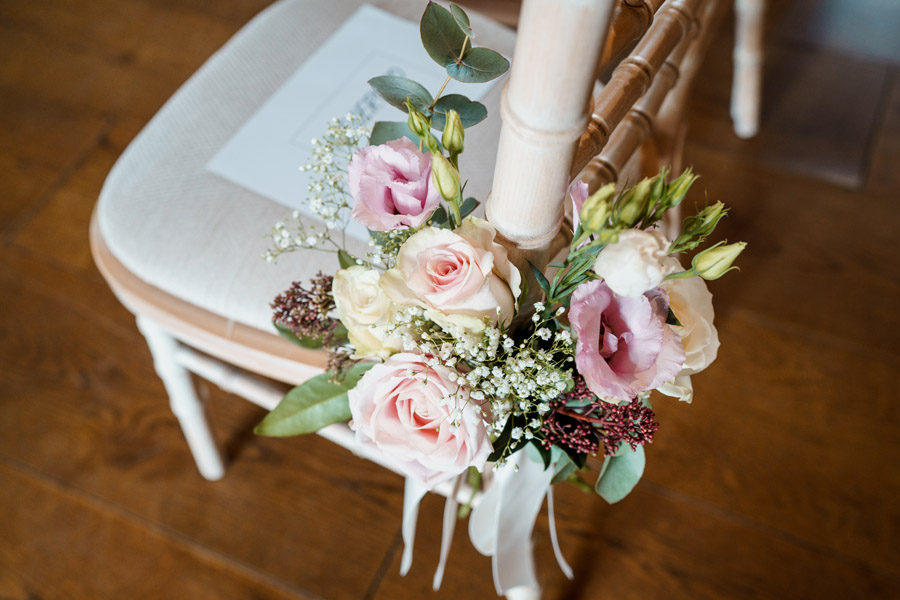 Sarah & Rob's relaxed and romantic English barn wedding at Micklefield, photo credit Damion Mower Photography (46)