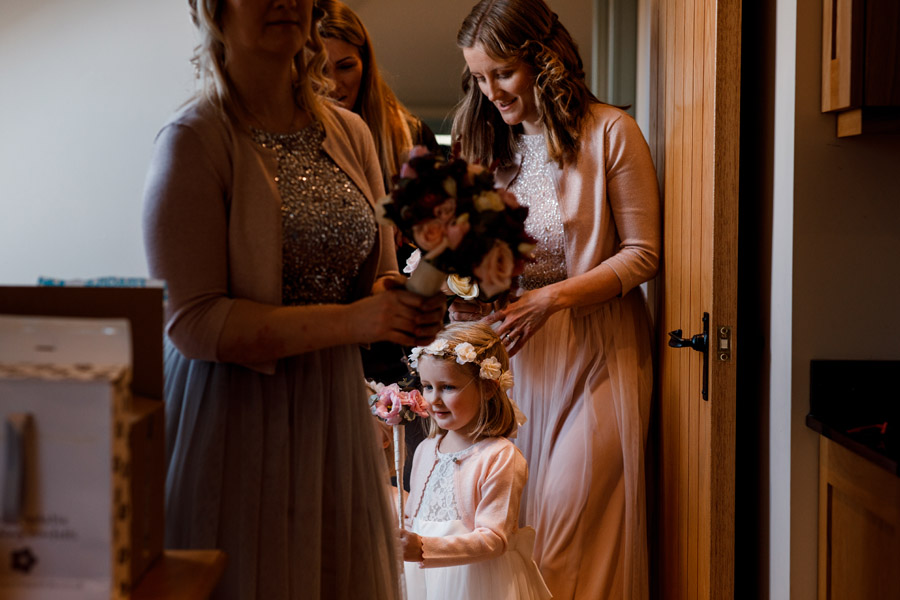 Sarah & Rob's relaxed and romantic English barn wedding at Micklefield, photo credit Damion Mower Photography (26)
