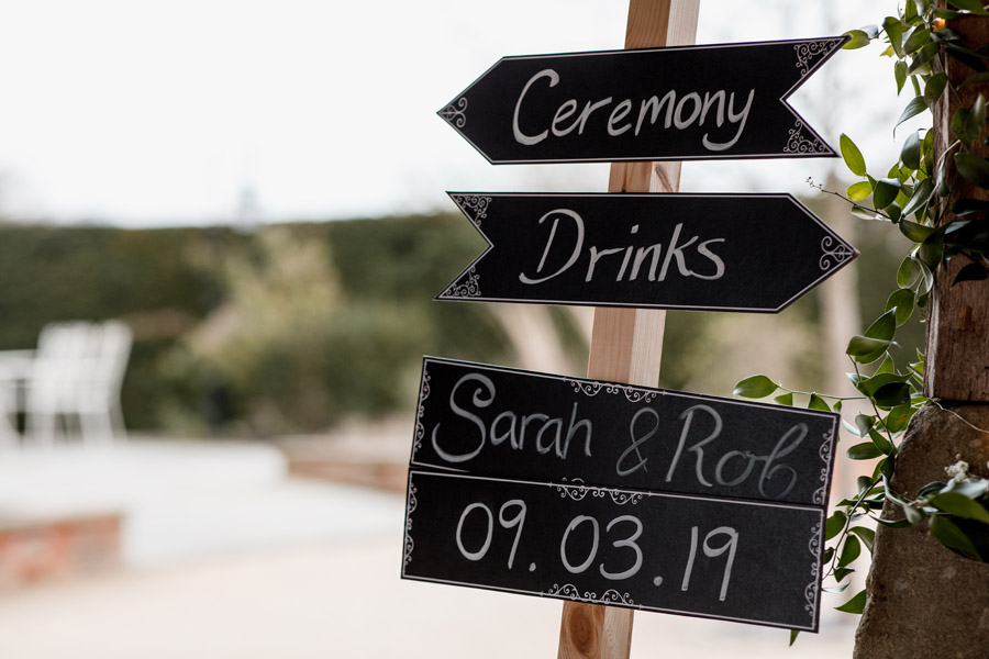Sarah & Rob's relaxed and romantic English barn wedding at Micklefield, photo credit Damion Mower Photography (39)