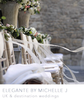 UK Italian and destination wedding planner
