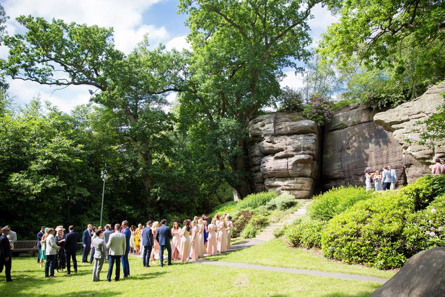 Gorgeous High Rocks wedding blog with Helen England Photography (18)