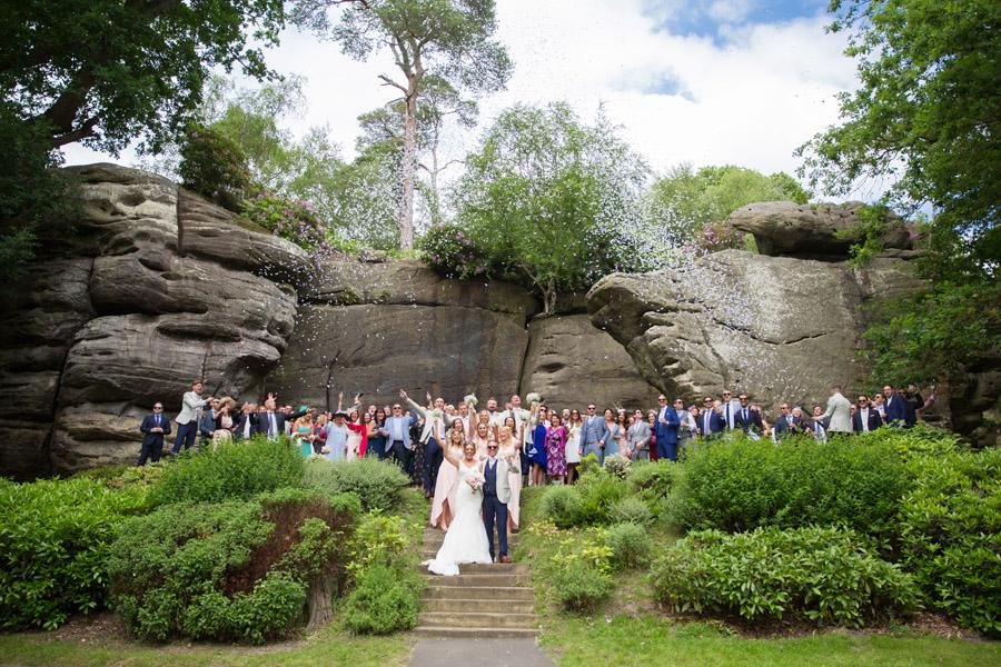 Gorgeous High Rocks wedding blog with Helen England Photography (19)