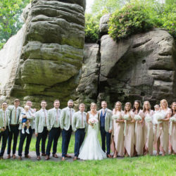 Becky & Greg's relaxed High Rocks wedding, with Helen England Photography