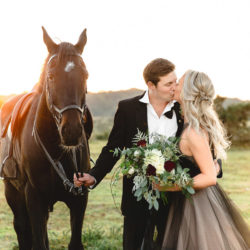 The horse that got away… a stunning Rownhams House wedding editorial