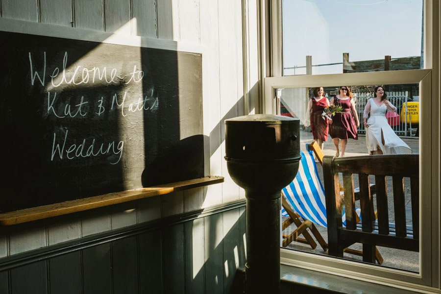 Fabulous pics from a Whitstable wedding blog. Photo credit York Place Studios (6)