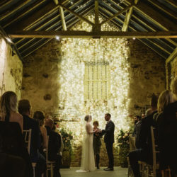 Jo & Oli's gorgeous wintry wedding at The Normans, with York Place Studios
