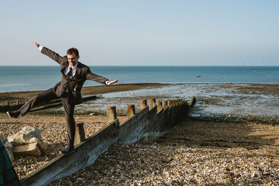 Fabulous pics from a Whitstable wedding blog. Photo credit York Place Studios (16)