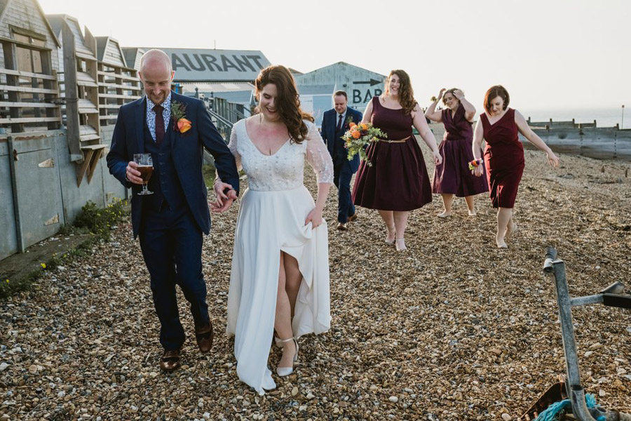 Fabulous pics from a Whitstable wedding blog. Photo credit York Place Studios (22)