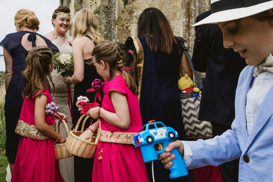 Caroline and Sid's brilliantly fun party wedding at Barn Drift, image credit York Place Studios (22)
