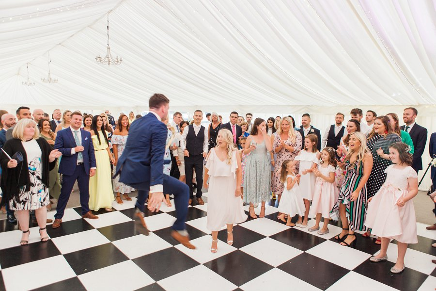 Beautiful English marquee wedding in Hertfordshire with Amanda Karen Photography (48)