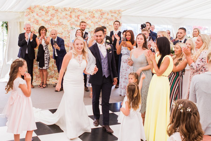 Beautiful English marquee wedding in Hertfordshire with Amanda Karen Photography (49)