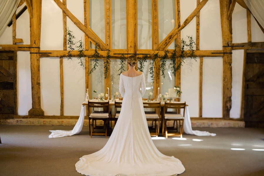 Sustainable, vegan and organic wedding styling ideas from the UK (2)