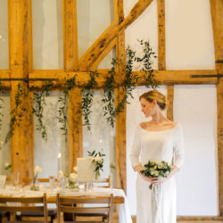 Sustainable, organic and vegan wedding inspiration from South Farm