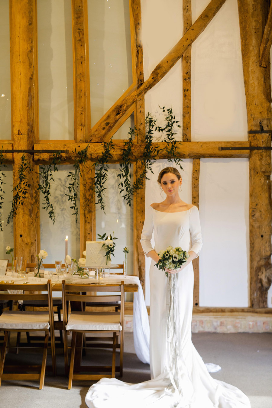 Sustainable, vegan and organic wedding styling ideas from the UK (16)