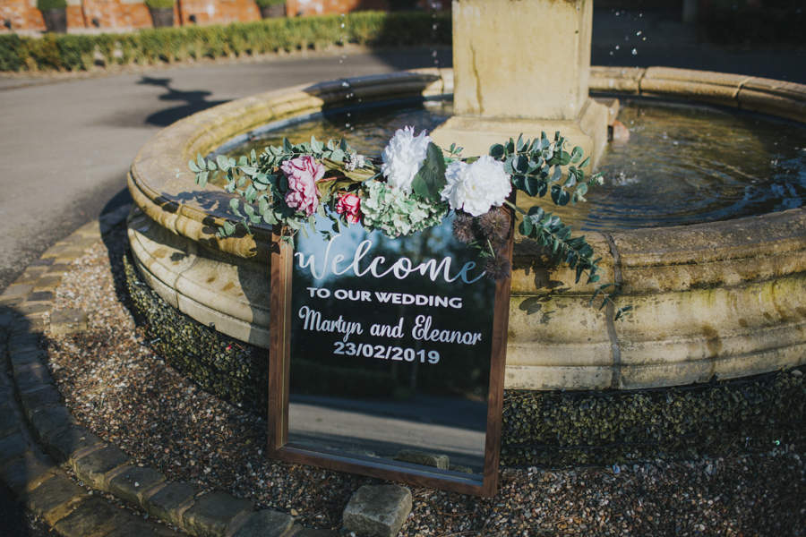 Eleanor and Martyn's Pendrell Hall wedding, images by Lisa Webb Photography (5)