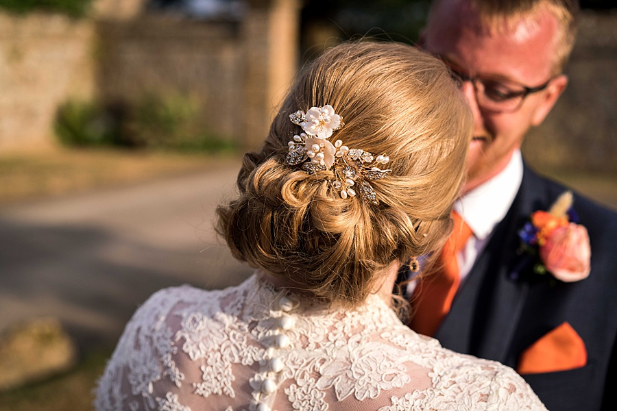 Sarah & Michael's coral and blue Mapperton House wedding, with Linus Moran Photography on the English Wedding Blog (40)