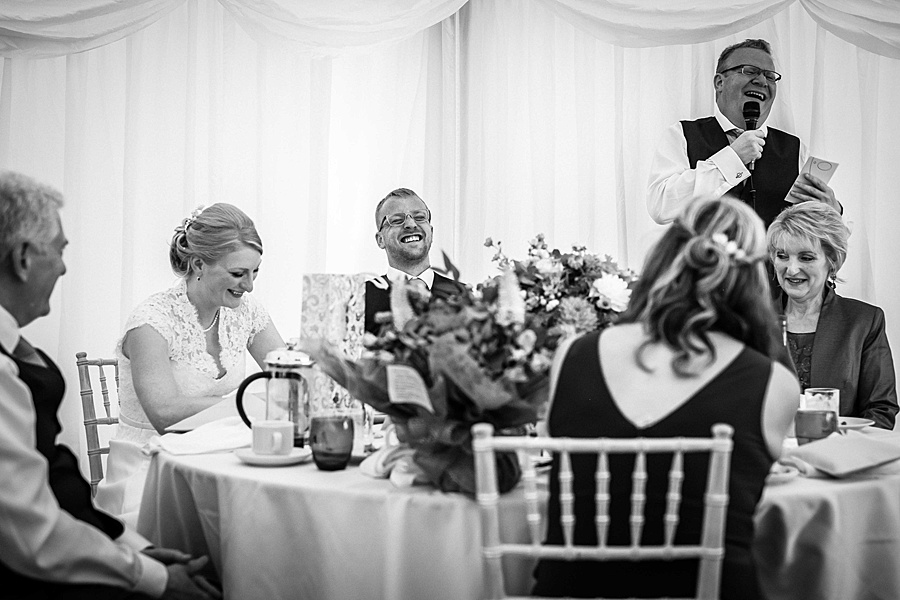 Sarah & Michael's coral and blue Mapperton House wedding, with Linus Moran Photography on the English Wedding Blog (45)