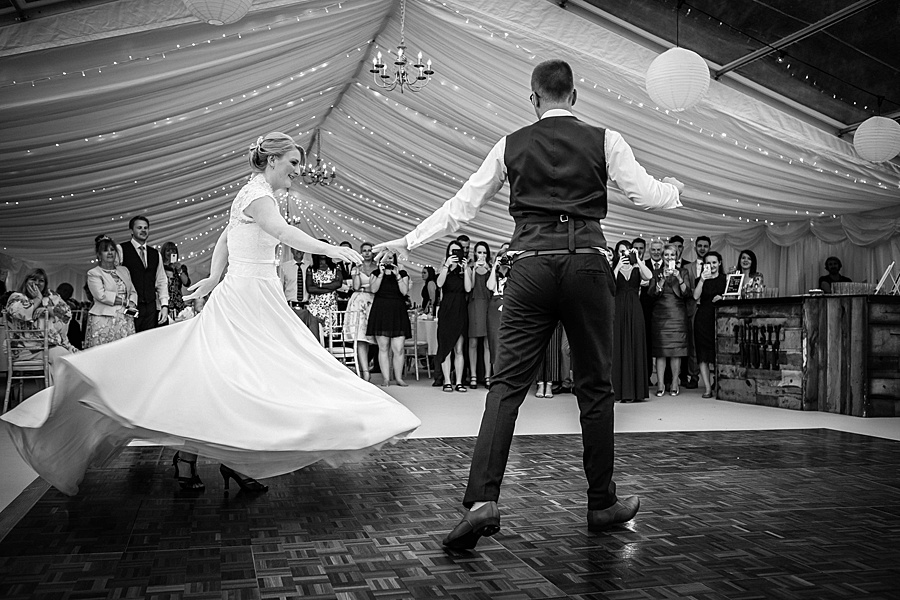 Sarah & Michael's coral and blue Mapperton House wedding, with Linus Moran Photography on the English Wedding Blog (47)