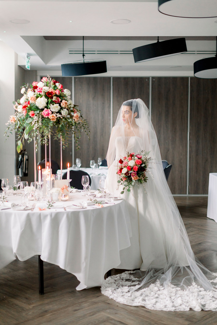 Vintage meets modern in a stunning Cheshire bridal editorial - photo credit Jo Bradbury Photography (14)
