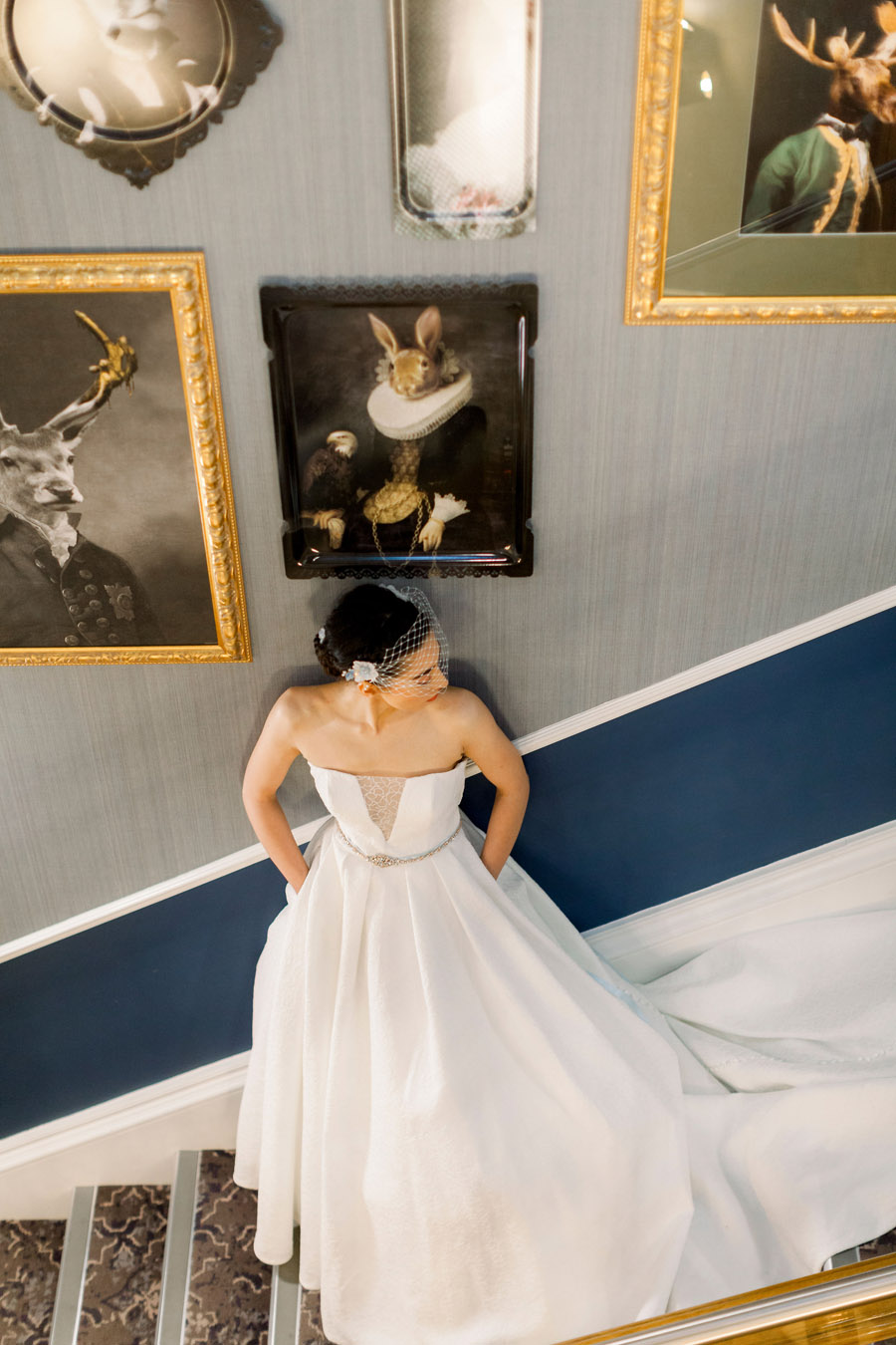 Vintage meets modern in a stunning Cheshire bridal editorial - photo credit Jo Bradbury Photography (16)