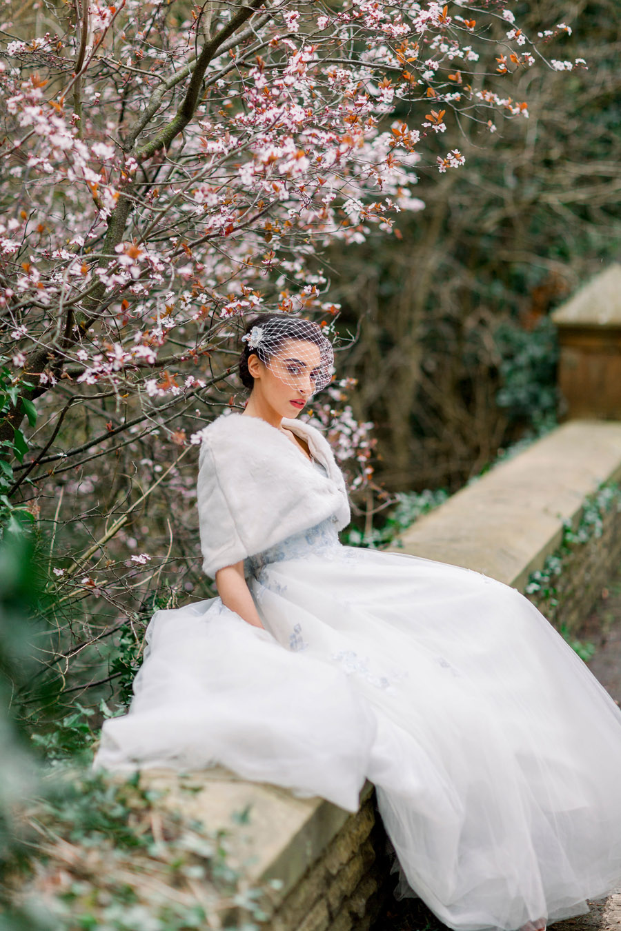 Vintage meets modern in a stunning Cheshire bridal editorial - photo credit Jo Bradbury Photography (42)