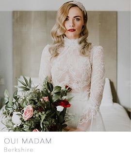 Oui Madam Berkshire bridal boutique