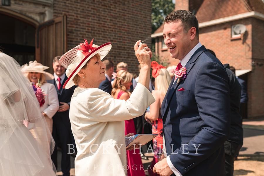 Becky Harley Photography on English-Wedding.com