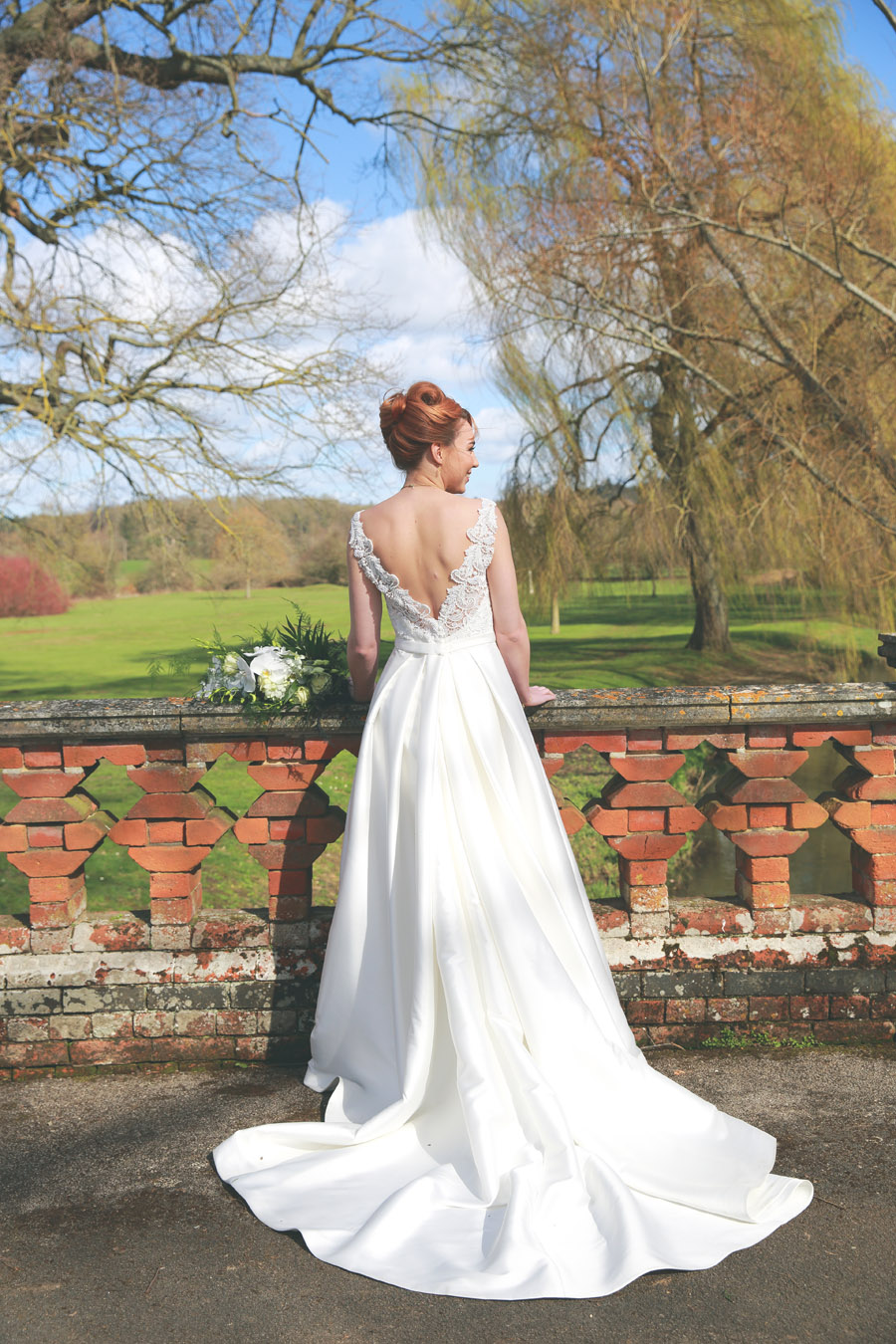 Classic couture wedding styling at the Elvetham, image credit Nicola Rowley Photography (14)