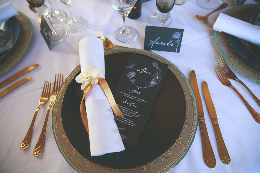 Classic couture wedding styling at the Elvetham, image credit Nicola Rowley Photography (6)