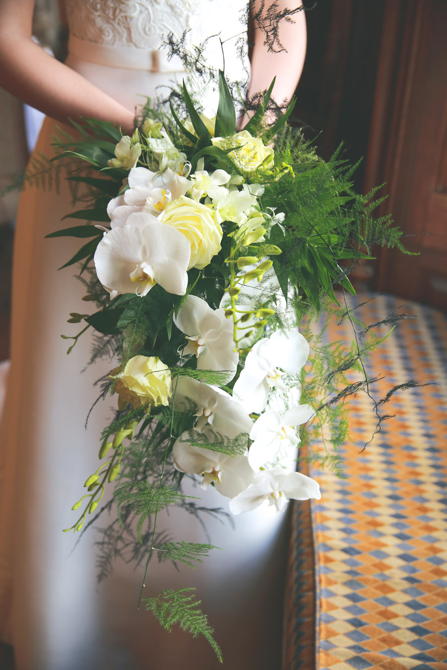 Classic couture wedding styling at the Elvetham, image credit Nicola Rowley Photography (8)