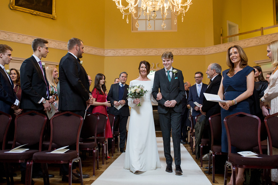 Isabella and Paul at Bath Assembly Rooms with Bristol wedding photographer Martin Dabek Photography (14)