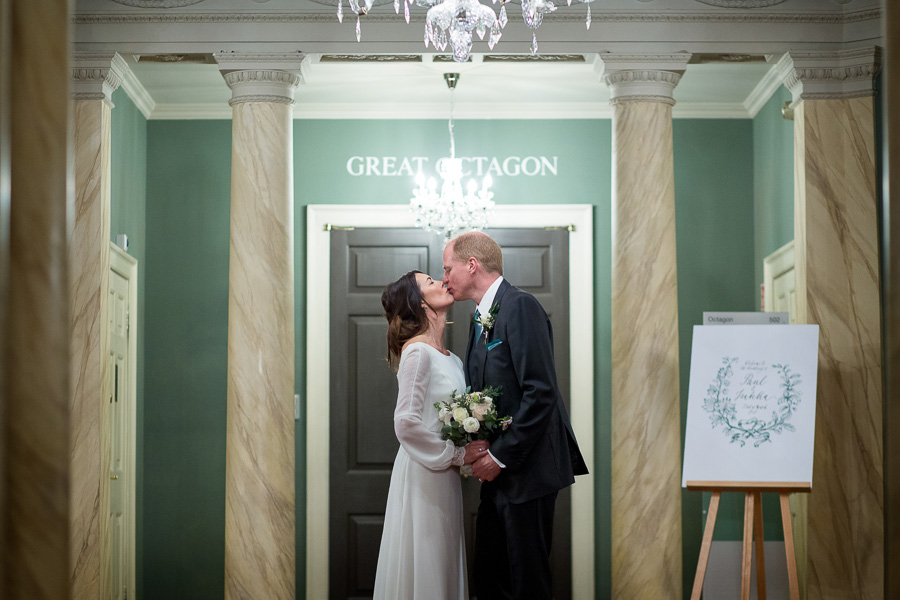 Isabella and Paul at Bath Assembly Rooms with Bristol wedding photographer Martin Dabek Photography (34)