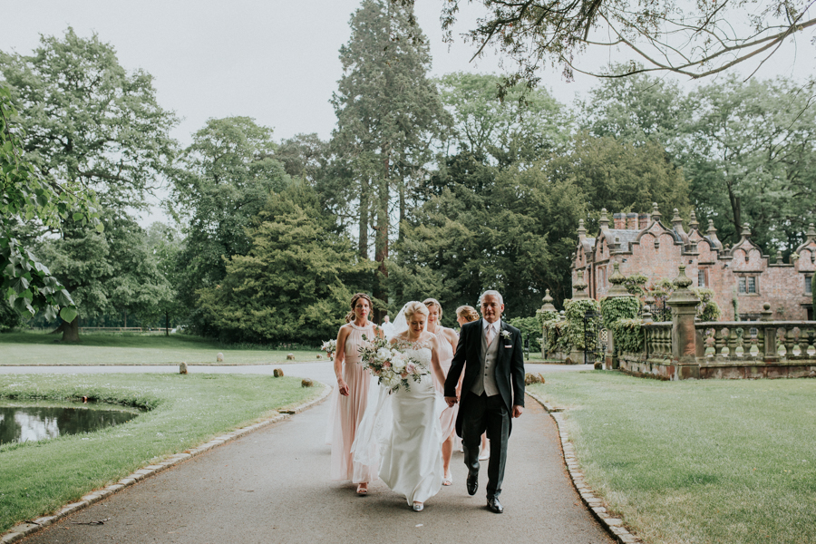 Sarah & Greg's magical Dorfold Hall wedding, photo credit Joasis Photography (21)
