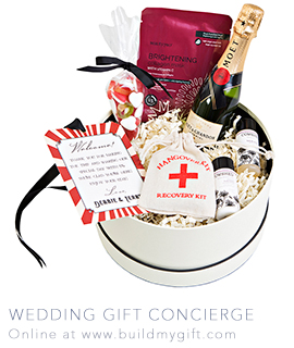 wedding gift concierge uk