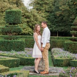 Hannah & Alex's relaxed wedding weekend at Great Fosters, with Amanda Karen Photography