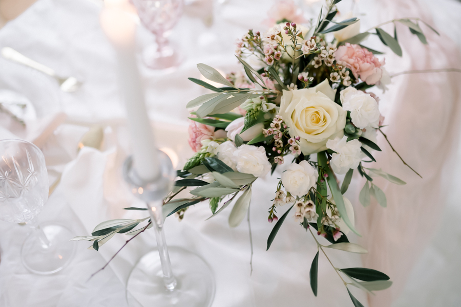 Spring blossom wedding style inspiration and ideas with Chloe Ely Photography at Barton Court (34)