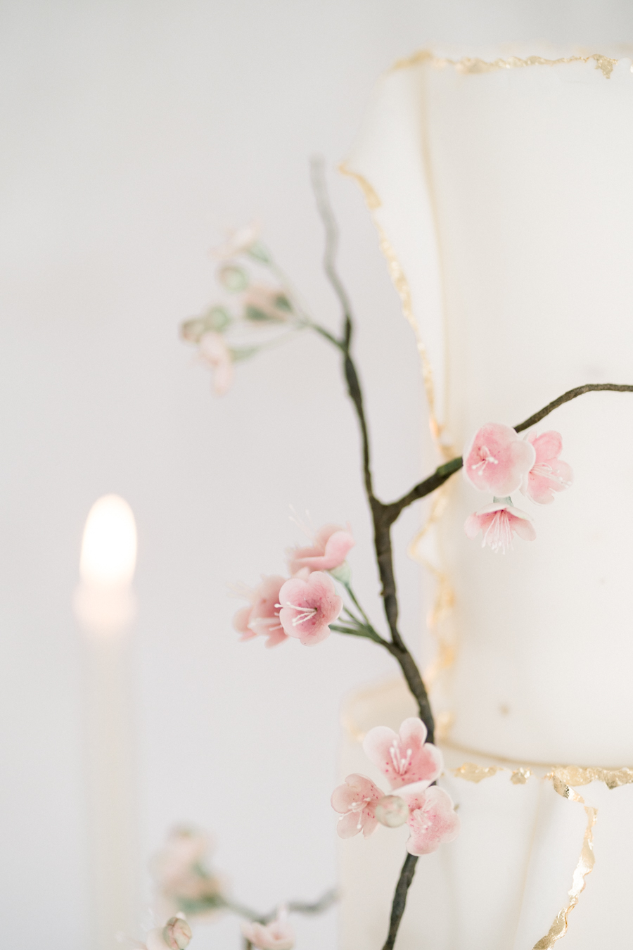 Spring blossom wedding style inspiration and ideas with Chloe Ely Photography at Barton Court (3)