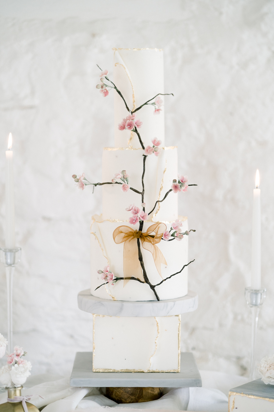 Spring blossom wedding style inspiration and ideas with Chloe Ely Photography at Barton Court (5)