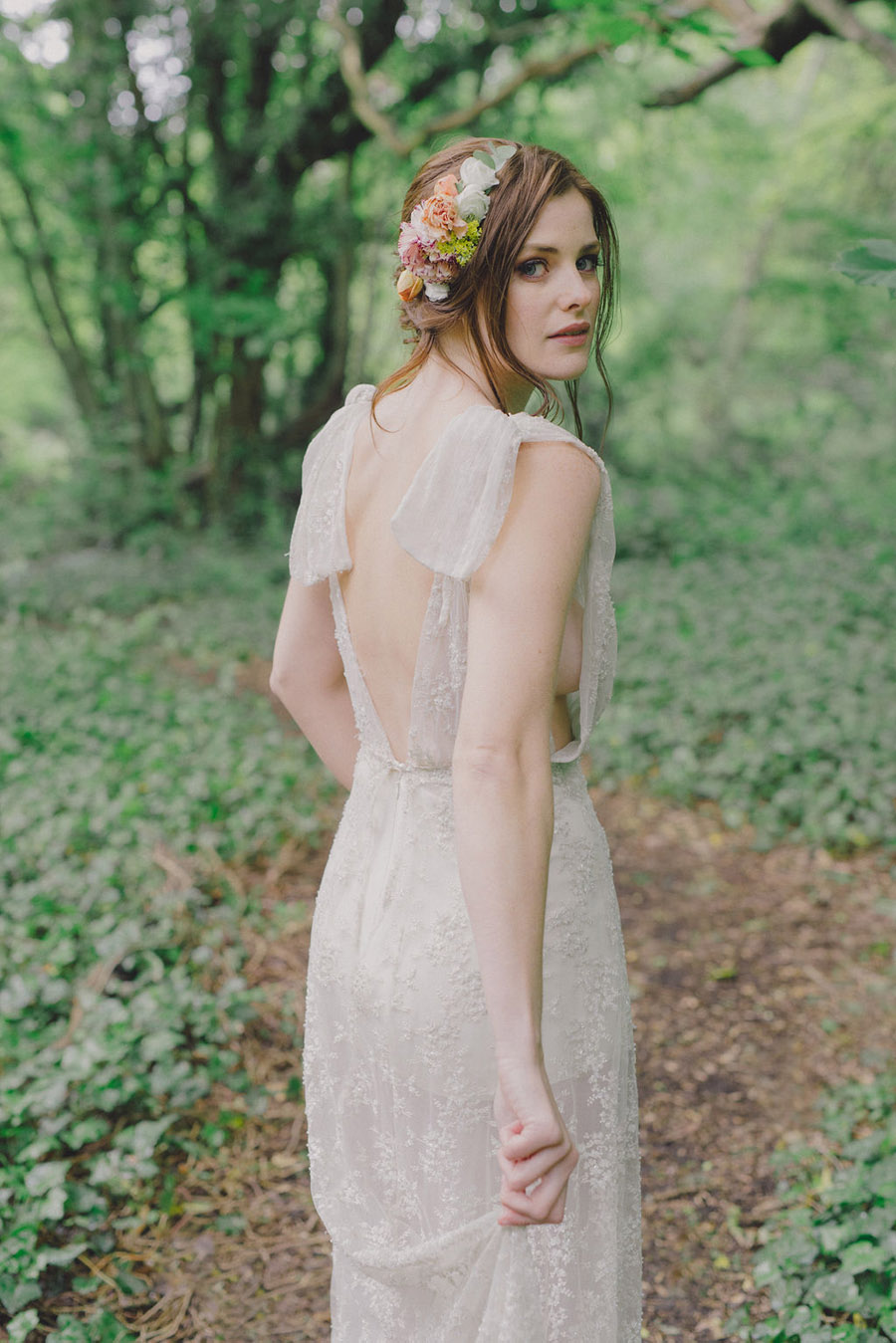 relaxed boho bridal style fashion shoot in London with Sussie Mellstedt (22)