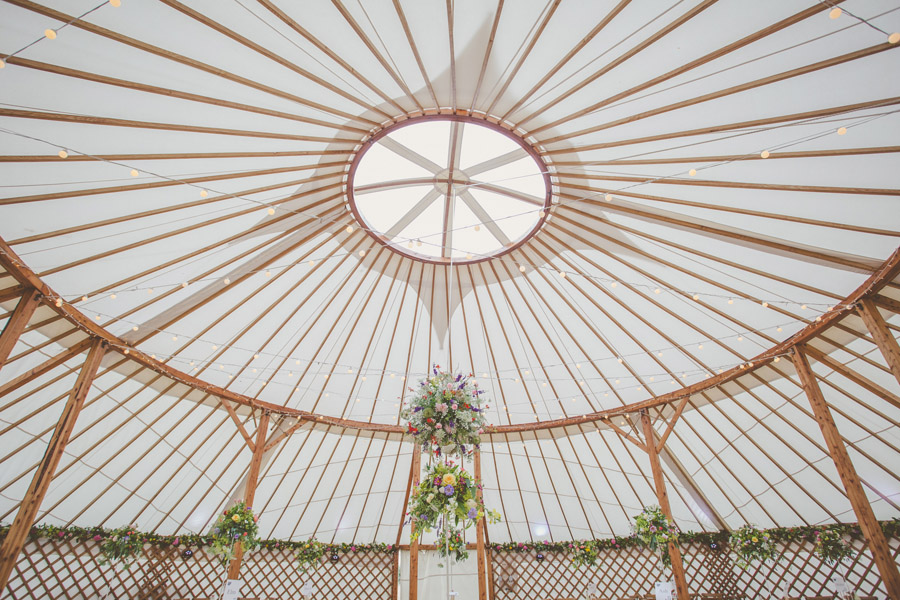 Liz & Andrew's Shropshire yurt wedding, photo credit Cara Green, The Little Paper Shop (4)