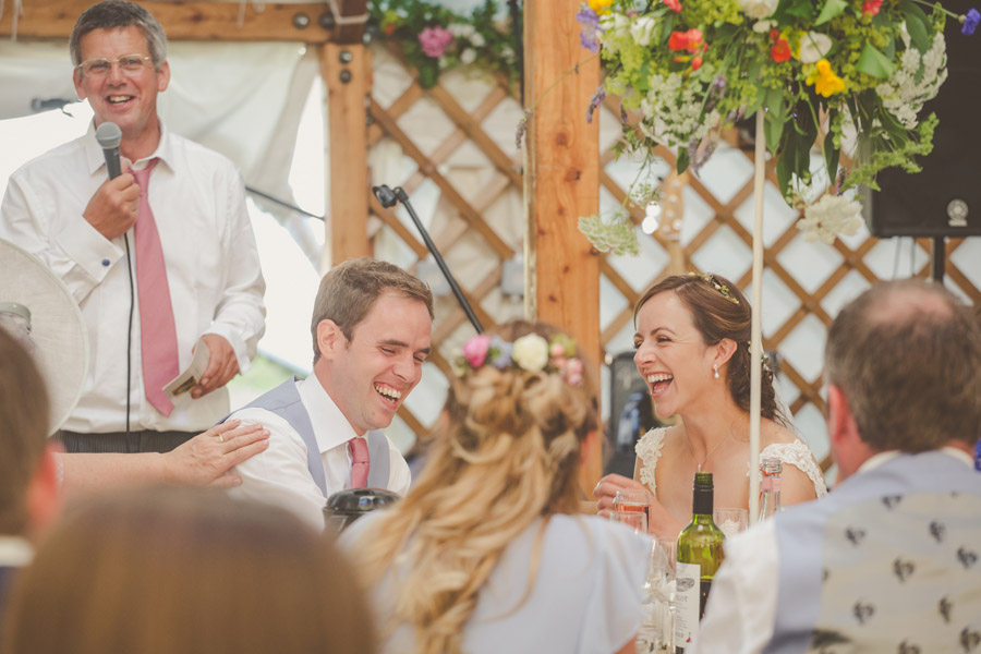 Liz & Andrew's Shropshire yurt wedding, photo credit Cara Green, The Little Paper Shop (34)