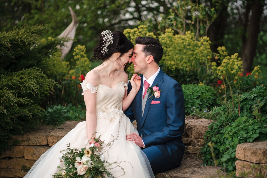 Stephanie and Peter's incredibly beautiful Carriage Hall wedding, photo credit Martin Cheung (23)