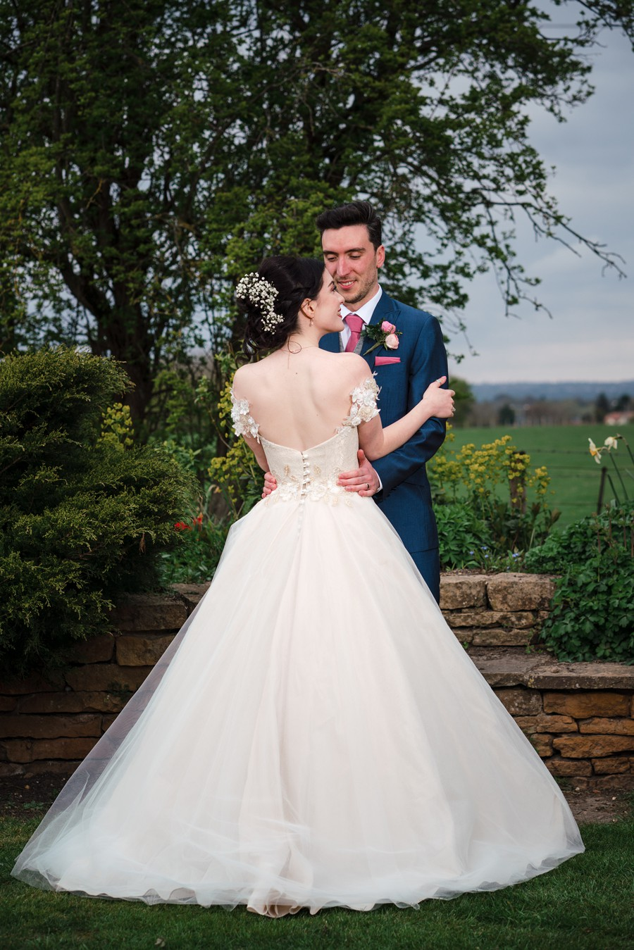 Stephanie and Peter's incredibly beautiful Carriage Hall wedding, photo credit Martin Cheung (24)