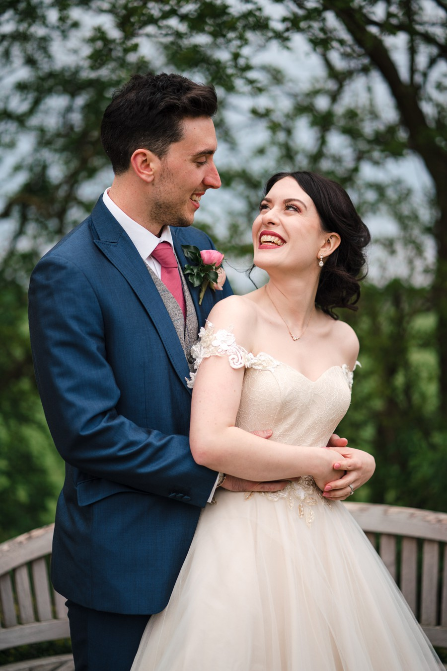 Stephanie and Peter's incredibly beautiful Carriage Hall wedding, photo credit Martin Cheung (30)