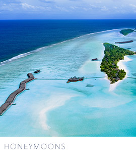 Honeymoon ideas for UK couples