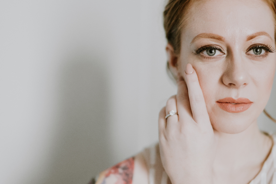 Beautifully curated fine art bridal shoot with Quaintly Photography (6)